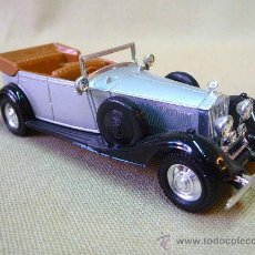 Coches a escala: COCHE DE METAL, GUISVAL, MERCEDES 540 K, MADE IN SPAIN, ESCALA 1/43, . Lote 24610569