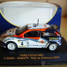 Coches a escala: RALLY CAR --- FORD FOCUS WRC. Lote 28018065