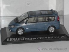 Renault Espace II violeta 1991-1997 1//43 universal hobbies modelo coche con o