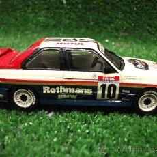 Coches a escala: COCHE - STARTER - BMW M3 E30 – ESCALA 1/43 PERSONALIZACIÓN EXCLUSIVA . Lote 26853999