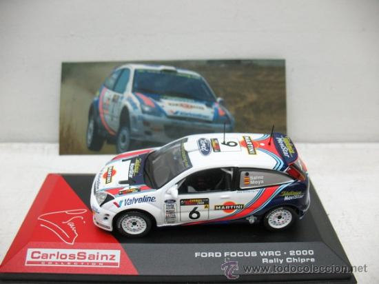 Carlos Sainz Ford Focus Wrc Ano 2000 Rally D Buy Model Cars At