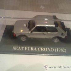 Coches a escala: SEAT FURA CRONO 1982. Lote 29010673