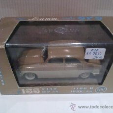 Coches a escala: SEAT FIAT 1400B-BRUMM SERIE ORO NUEVO. Lote 29161535
