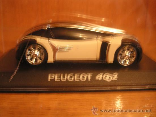 coche peugeot 4002 (concept cars-altaya) - sold through direct sale