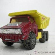 Coches a escala: CAMION MACHBOX MODELO: K-4BIG TIPPER DEL AÑO 1973 FABRICADO EN REINO UNIDO. Lote 29447073