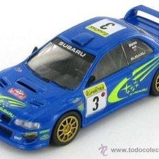 Model Cars - SUBARU IMPREZA WRC 2000 - NUMERO 3 – Pilotos: RICHARD BURNS / ROBERT REID - 29451171