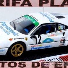 Model Cars - FERRARI 308 GTB RALLY TARGA FLORIO 1982 A. Tognana / De Antoni RACING COLLECTION 1:43 EN CAJA - 29629755