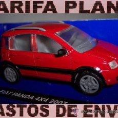 Coches a escala: FIAT PANDA ESCALA 1:43 DE NEW RAY EN SU CAJA. Lote 29633762