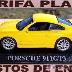 Coches a escala: PORSCHE 911 GT3 ESCALA 1:43 DE ALTAYA EN SU CAJA. Lote 29711705