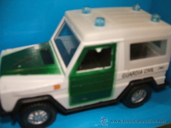 Land Rover Guardia Civil Escala 1 43 De Carav Comprar Coches A