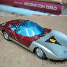 Coches a escala: COCHE A ESCALA MONZA GT DE MINIATURAS JOAL. Lote 30393786