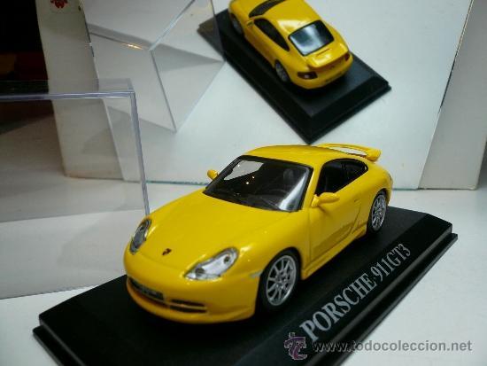 PORSCHE 911 GT3 ALTAYA IXO (Juguetes - Coches a Escala 1:43 Otras Marcas)