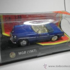 Coches a escala: NEW-RAY MGB 1967. Lote 31103859