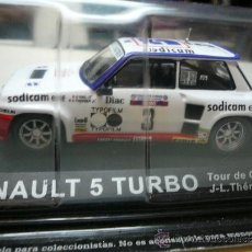 Coches a escala: RENAULT 5 TURBO ALTAYA RALLY. Lote 47245351