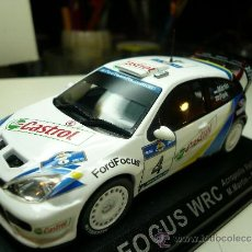 Coches a escala: FORD FOCUS WRC ALTAYA RALLY. Lote 31132778