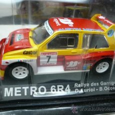 Coches a escala - MG METRO 6R4 ALTAYA RALLY - 31133105