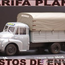 Coches a escala: CITROEN U23 BACHE USINE ESCALA 1:43 COLECCION MICHELIN EN SU BLISTER. Lote 34433197