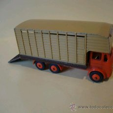 Coches a escala: BUDGIE TOYS. LEYLAND HIPPO-20H9. LADEN WEIGHT 20 TONSMADE IN ENGLAND.. Lote 32139754