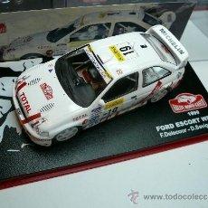Coches a escala: MONTECARLO FORD ESCORT WRC 1999 @. Lote 32254842