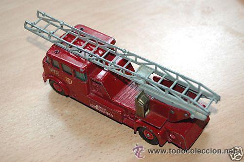 Coches a escala: Camión bomberos Matchbox Lesney - Foto 5 - 32278631
