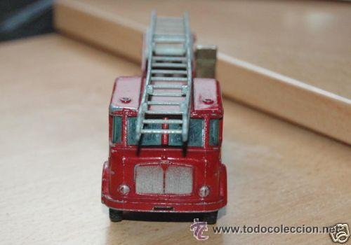 Coches a escala: Camión bomberos Matchbox Lesney - Foto 6 - 32278631