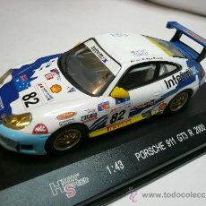 Coches a escala: HIGH SPEED PORSCHE 911 GT3 2000. Lote 32288193
