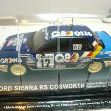 Coches a escala: ALTAYA RALLY FORD SIERRA RS COSWORTH 1966 @. Lote 32347848