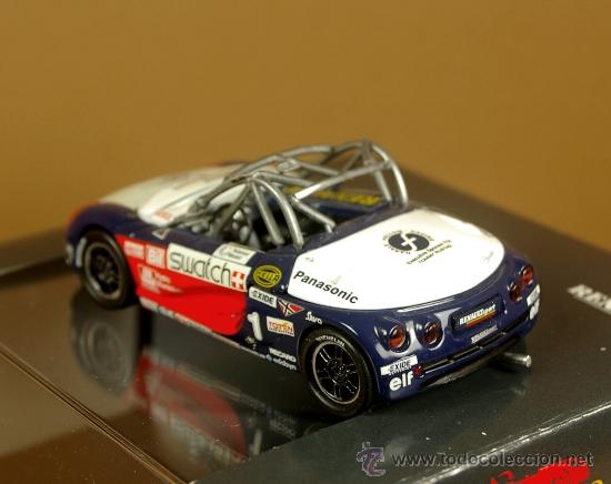 2019 New Style Renault Spider Panasonic T.rustad #1 Renault Sport Spider Trophy 1:43 Cars