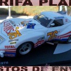 Model Cars - CHEVEROLET CORVETTE STINGRAY 24 HORAS DE LEMANS 1976 ESCALA 1:43 ALTAYA EN CAJA - 33385901