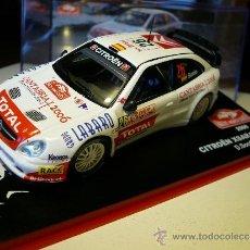 Model Cars - CITROEN XSARA WRC RALLY DE MONTECARLO 2006 - 32772579