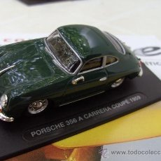 Coches a escala: PORSCHE 356 A CARRERA COUPE 1959. Lote 32916196