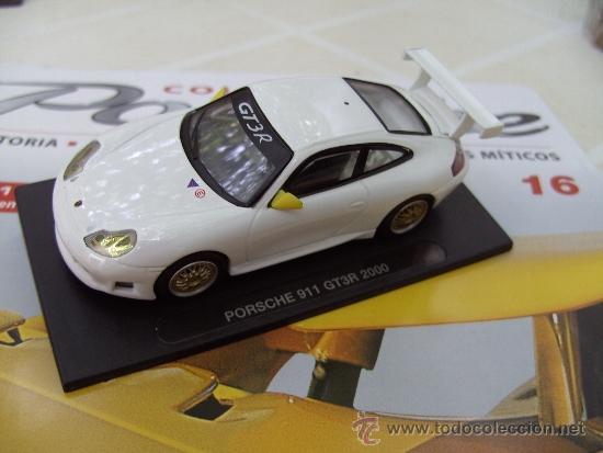 PORSCHE 911 GT3 R 2000 (Juguetes - Coches a Escala 1:43 Otras Marcas)
