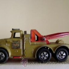 Coches a escala: MATCHBOX.CAMION SCAMMEL HEAVY WRECK TRUCK. Lote 33328007