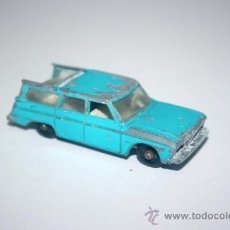 Coches a escala: MATCHBOX SERIES Nº42 STUDEBAKER MADE IN ENGLAND BY LESNEY AÑOS 70. Lote 61358624