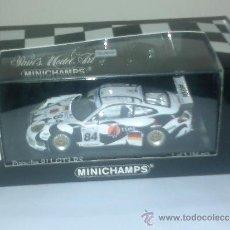 Coches a escala: MINICHAMPS 1:43 PORSCHE 911 GT3. Lote 33638294