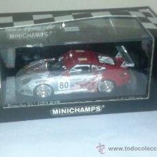 Coches a escala: MINICHAMPS 1:43 PORSCHE 911 GT3. Lote 33638304