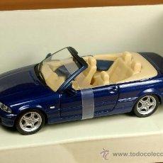 Coches a escala: BMW M3 CABRIO B.M.W. - SCHUCO METAL 1/43 - NUEVO EN CAJA. Lote 34076017