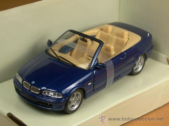 Coches a escala: BMW M3 CABRIO B.M.W. - SCHUCO METAL 1/43 - NUEVO EN CAJA - Foto 2 - 34076017