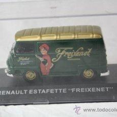 Auto in scala: COCHE FURGONETA RENAULT ESTAFETTE FREIXENET - DE COLECCION - EN CAJA ORIGINAL. Lote 161742666