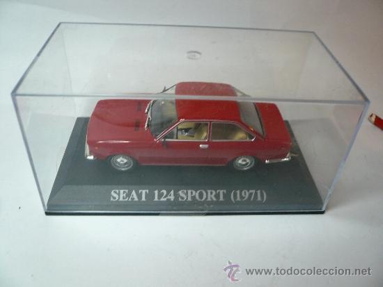 Coches a escala: SEAT 124 SPORT ALTAYA ESPAÑA - Foto 2 - 30671631