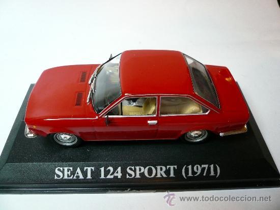 Coches a escala: SEAT 124 SPORT ALTAYA ESPAÑA - Foto 6 - 30671631