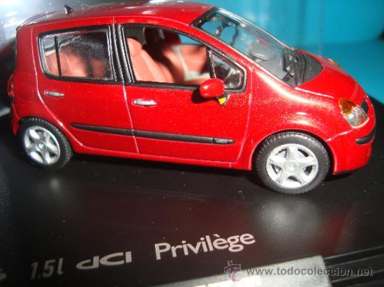 Coches a escala: Renault MODUS 1.5L DCI privilege escala 1/43 - Foto 3 - 34744870