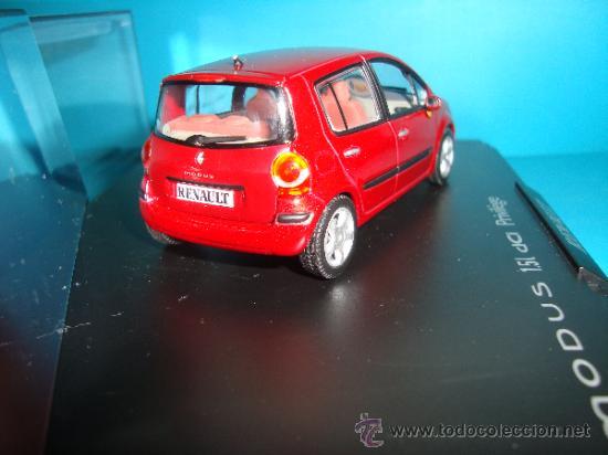Coches a escala: Renault MODUS 1.5L DCI privilege escala 1/43 - Foto 2 - 34744870