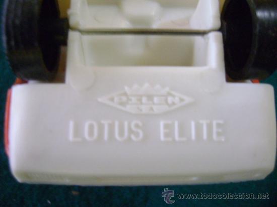 Coches a escala: Lotus Elite naranja de Pilen como nuevo - Foto 2 - 35177020