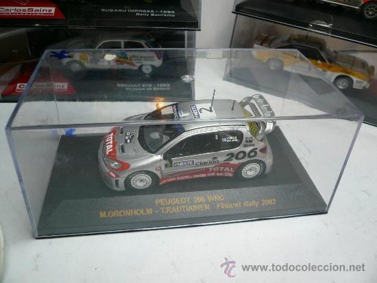 Coches a escala: ALTAYA PEUGEOT 206 WRC RALLY DE FINLANDIA 2002 @ - Foto 2 - 32279635