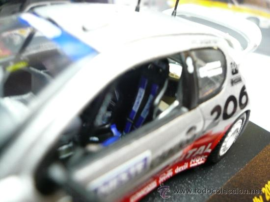 Coches a escala: ALTAYA PEUGEOT 206 WRC RALLY DE FINLANDIA 2002 @ - Foto 5 - 32279635
