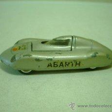 Coches a escala: DALIA FIAT ABARTH MADE IN SPAIN. Lote 35894445