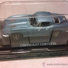 Coches a escala: CHEVROLET CORVETTE. Lote 36318389