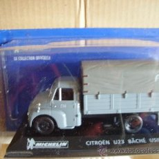 Coches a escala: COLECCION MICHELIN --- CITROEN U23 BACHE USINE. Lote 36571000