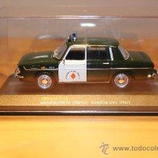 Model Cars - Guardia civil. Renault 10 de la Guardia Civil 1967 - 36575359